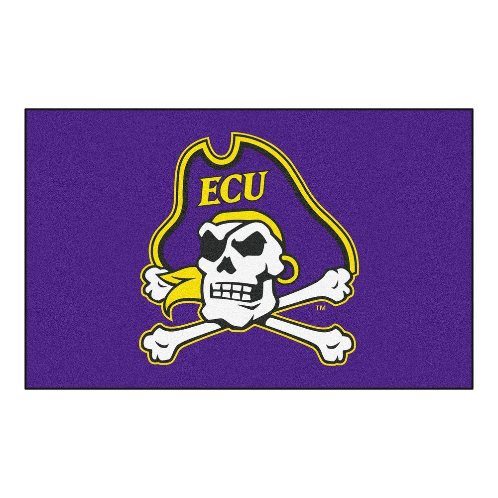FANMATS East Carolina University 5 ft. x 8 ft. Ulti-Mat