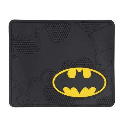 "Warner Bros. Batman ""Shattered"" Heavy Duty 17 in. x 14 in. Vinyl Utility Car Mat"