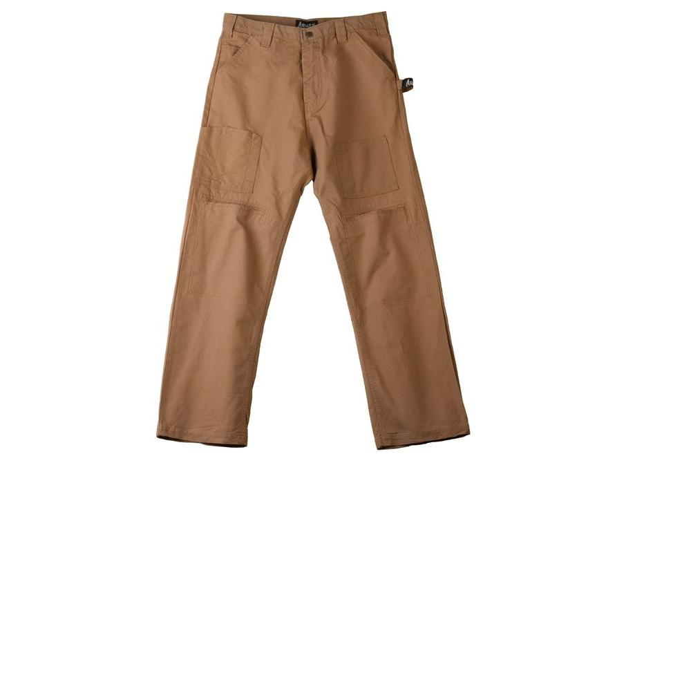 null Loose Fit 34-34 Tan Work Pants-DISCONTINUED