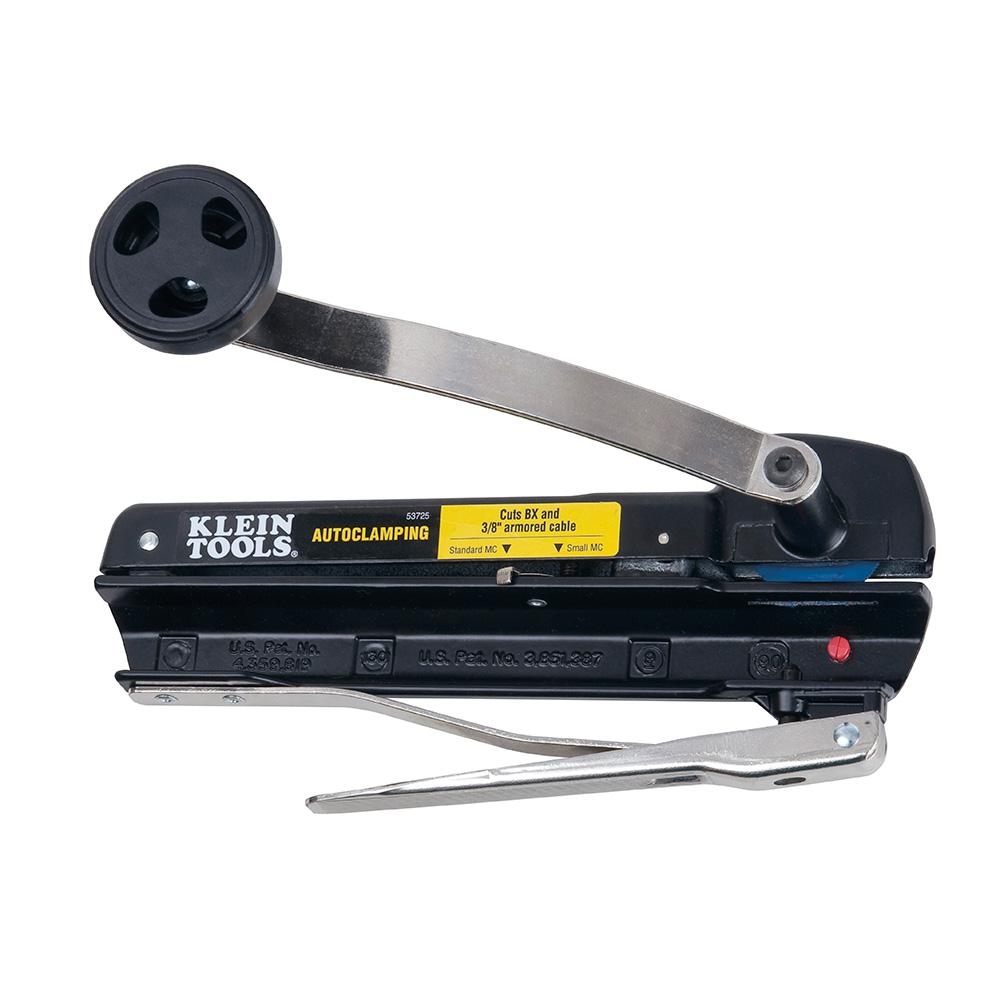 Klein Tools 11-1/2 in. BX and Armored Cable Cutters