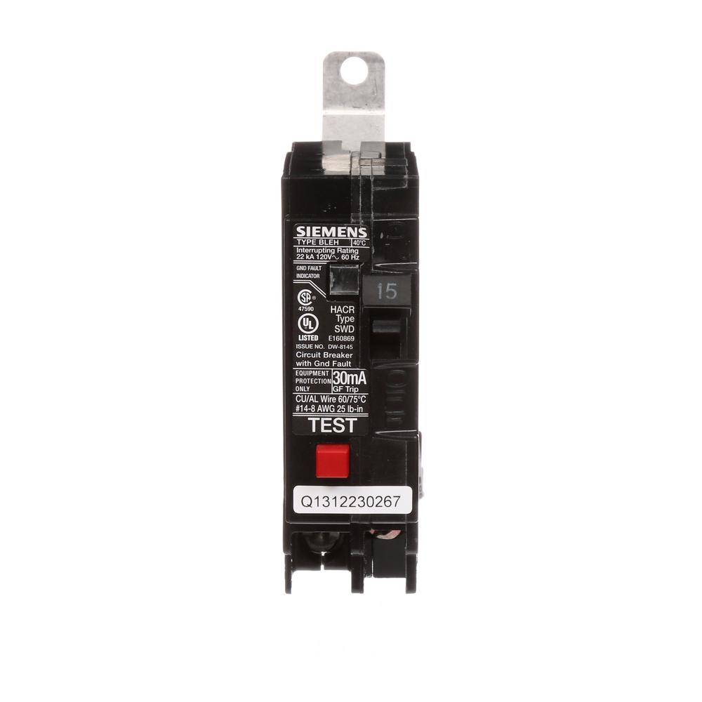 Siemens Circuit Breaker Retainer Clip Ecmbr2 The Home Depot Load Http Www Shopping Com Square Enix D Co 15 Amp Single Pole 22 Ka Type Bleh Gfi