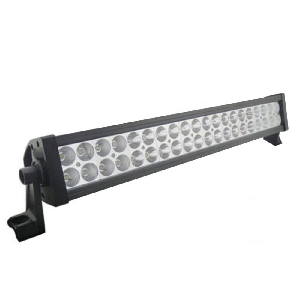 Xtremepowerus 22 In 120 Watt 4x4 Work Off Road Led Light Bar 96106 H The Home Depot