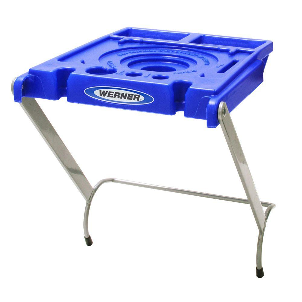 Werner Multipurpose Project Ladder Tray