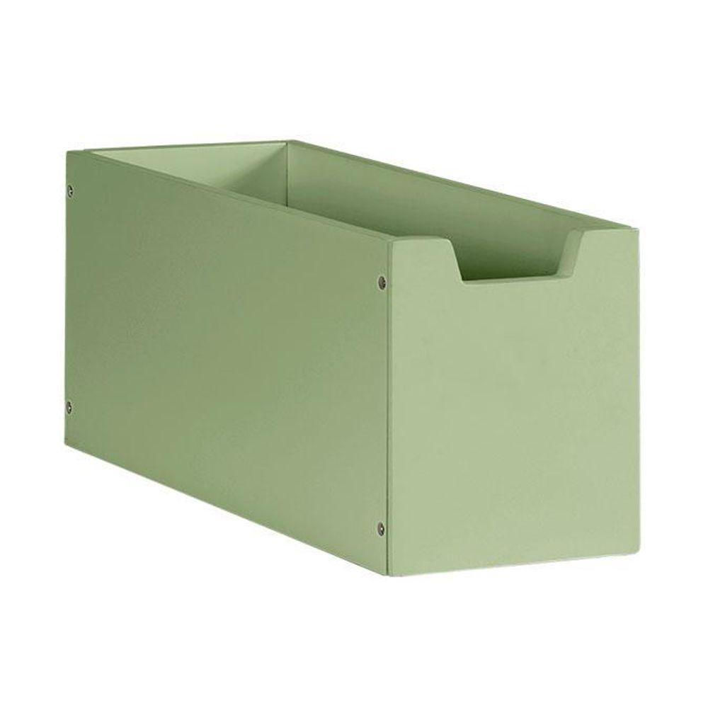 Martha Stewart Living 6 in. H Rhododendron Leaf Craft Space Deep Cubby Drawer