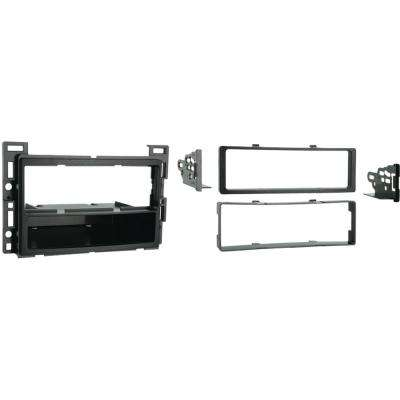 2005-2012 Gm Single-DIN with Pocket and ISO-DIN with Pocket Multi Kit