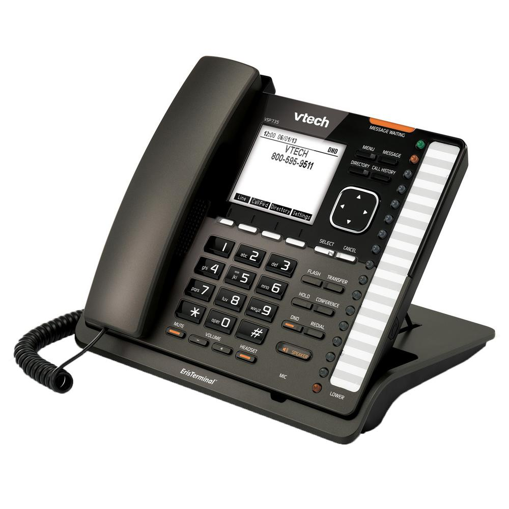 Vtech Eris Terminal VoIP Corded Phone