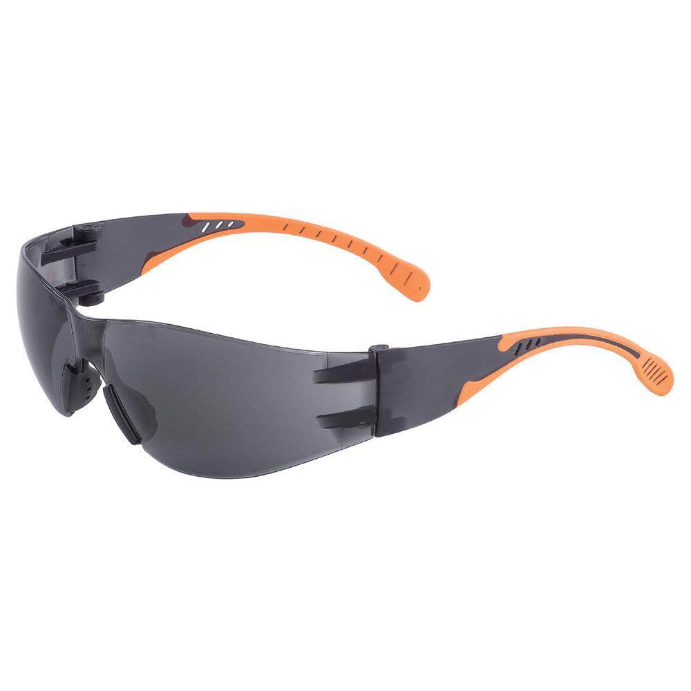 I-Fit Flex orange Temple/Gray Lens