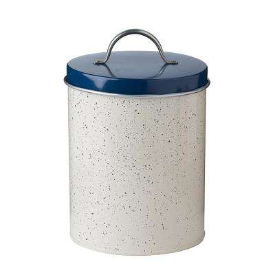 Milk Street 76 oz. Metal Storage Canister with Speckled