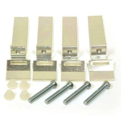 Sink Clips for Tile Counter (4-Pack)