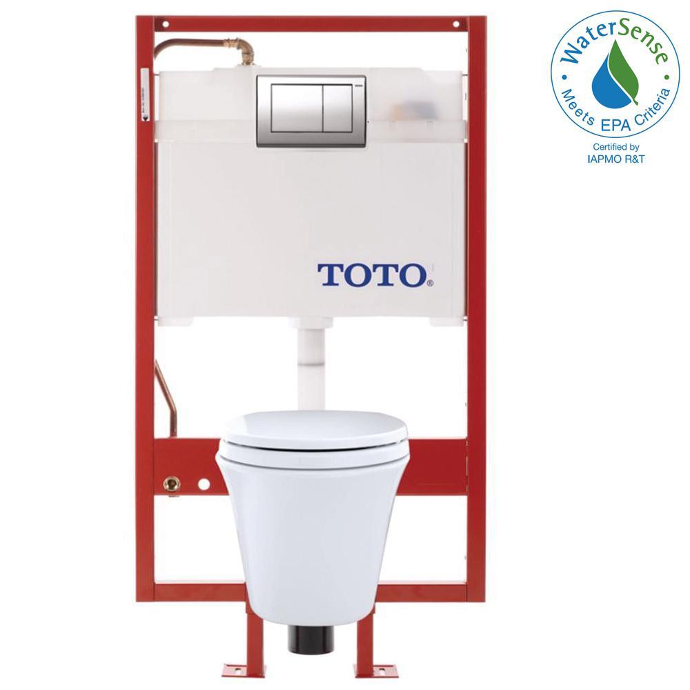 Toto Maris Duofit 2 Piece 1 6 0 9 Gpf Dual Flush Elongat