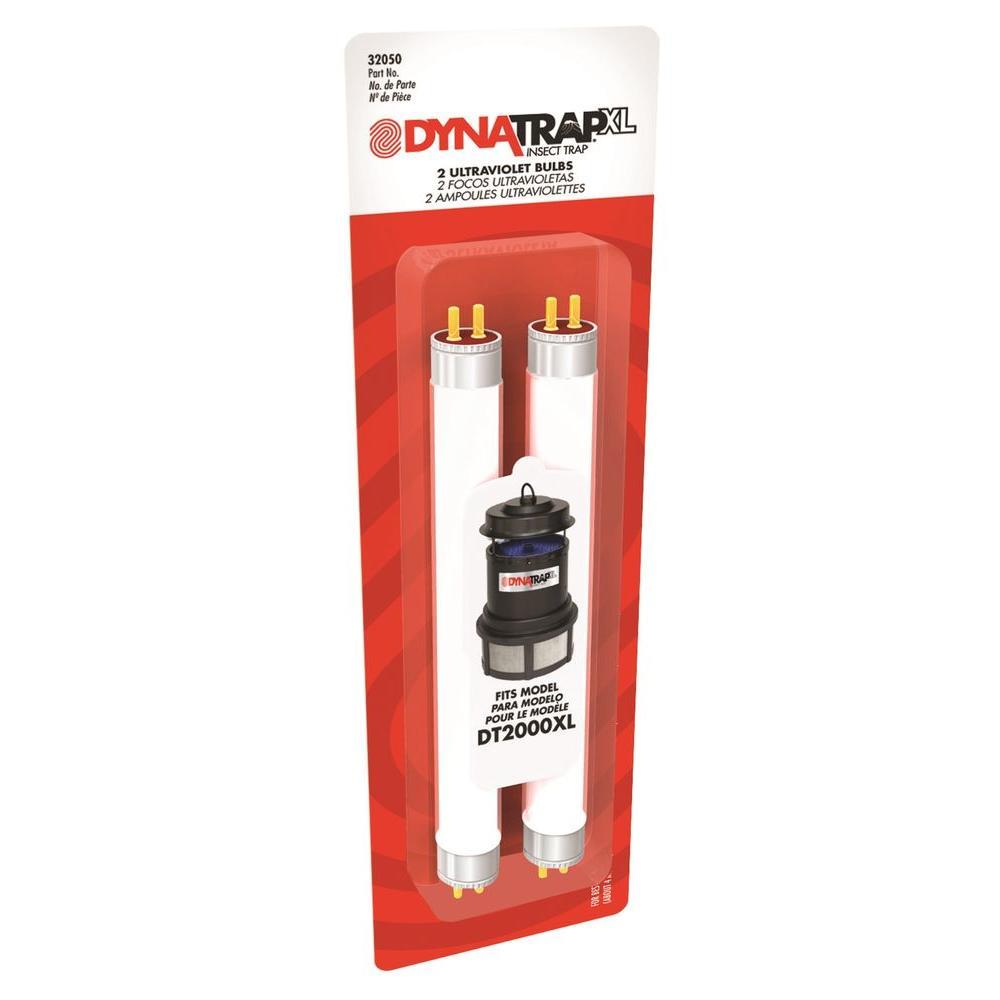 Dynatrap 6-Watt Replacement Bulbs (Set of 2) by Dynatrap