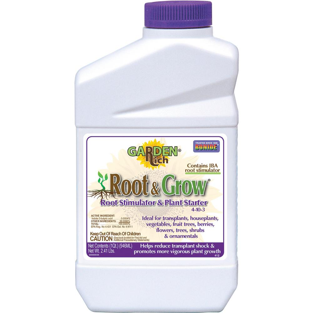 Root Grow 1 Qt Concentrate Stimulator