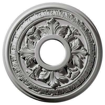 15-3/8 in. O.D. x 4 in. I.D. Baltimore Ceiling Medallion