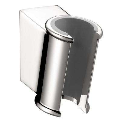 Porter C Hand Shower Holder in Chrome