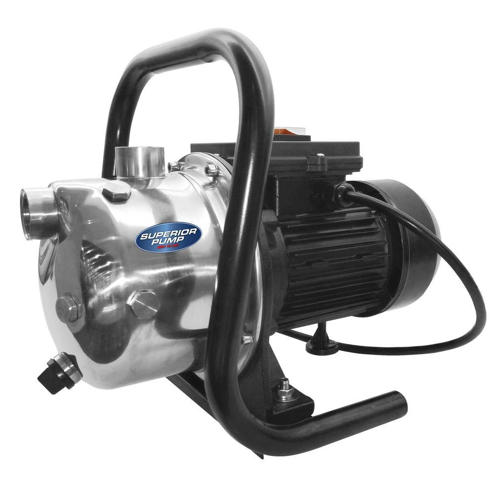 Superior Pump 1 HP Sprinkler Pump