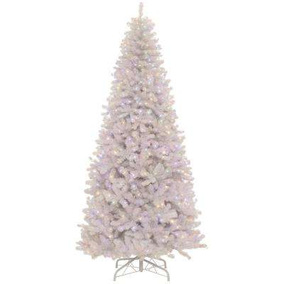 9 ft. Pre-Lit LED Uptown Color Changing 8-Function Artificial Christmas Tree with 900 Micro Dot Lights