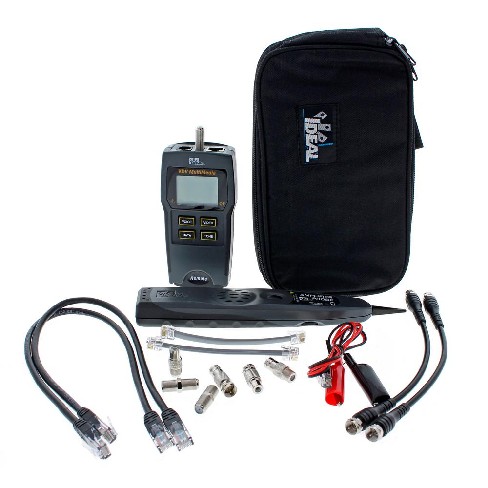 Ideal Tone and Probe, Test Tone-Trace VDV Kit