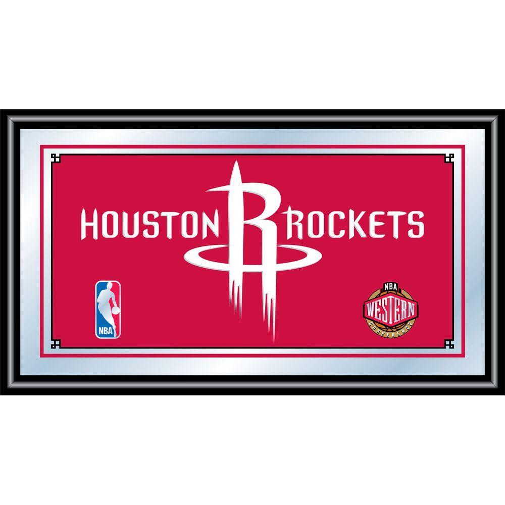 NBA Los Angeles Clippers Framed Logo Mirror
