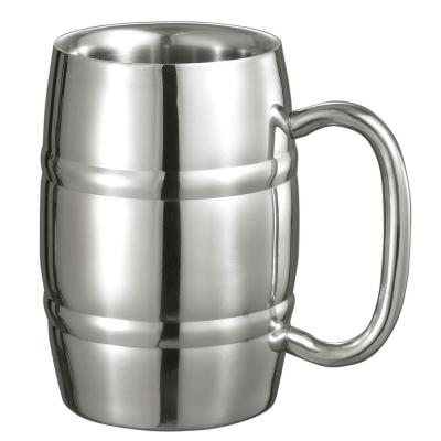 Big Cooper 13 oz. Double Walled Stainless Steel Mug