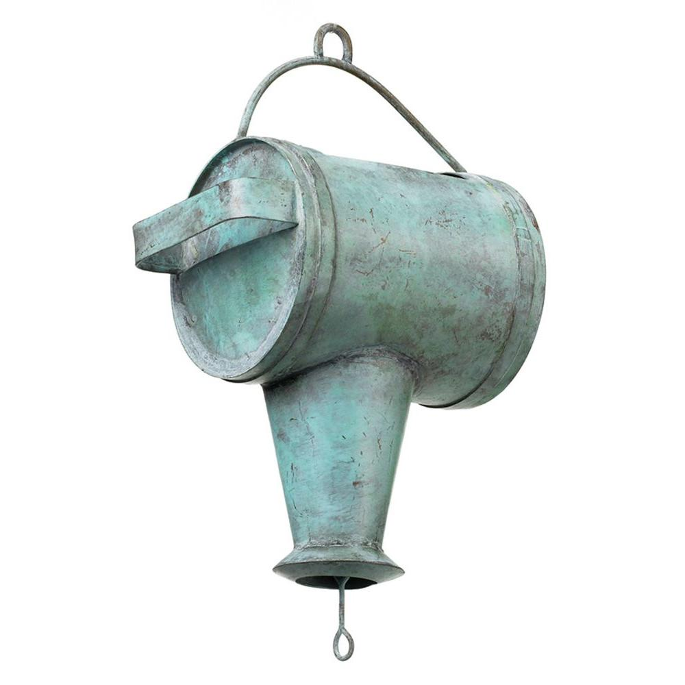 Good Directions Blue Verde Leader Watering Can Rain Chain-DISCONTINUED