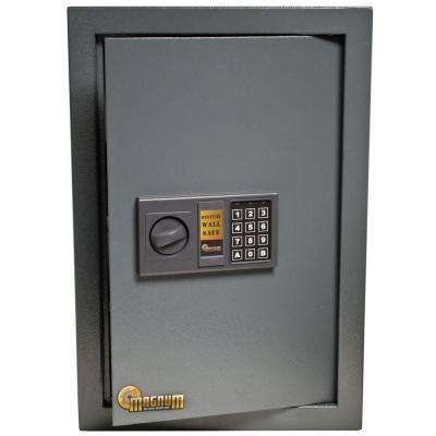 0.58 cu. ft. Wall Security Safe