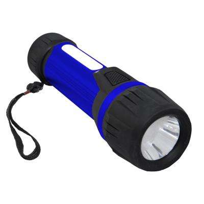 The Bull Flashlight in Blue