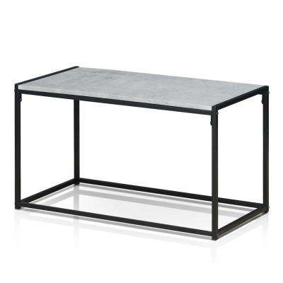 Ernst Modern Stone Coffee Table