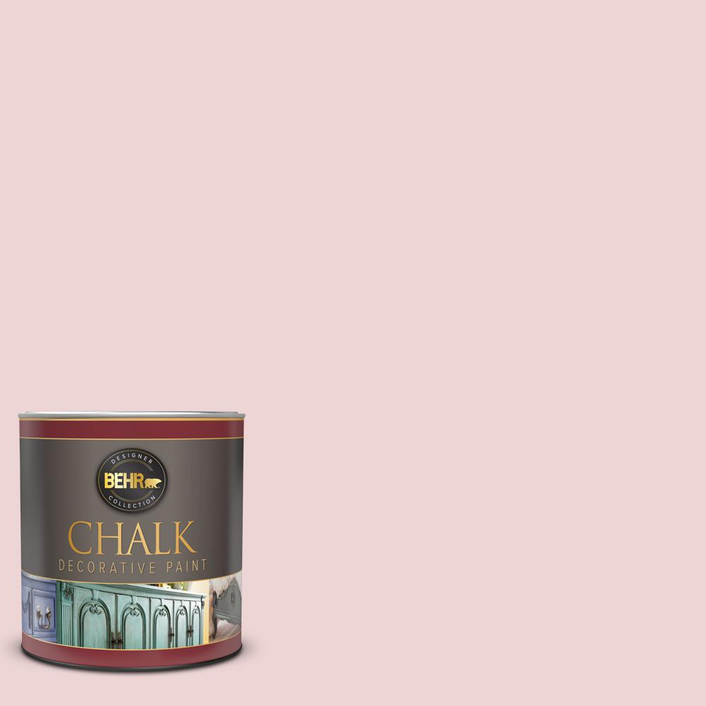 BEHR 1 qt. #S140-1 Radiant Rose Interior Chalk Decorative Paint