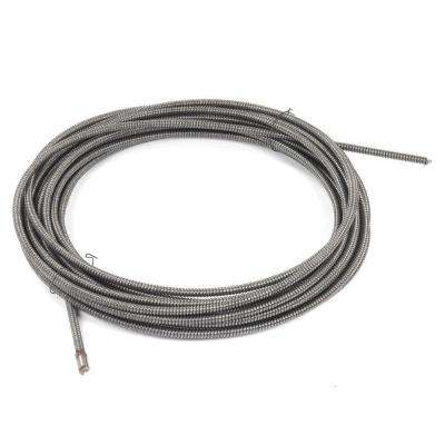 C-45 1/2 in. x 75 ft. Integral-Wound Solid-Core Drain Cleaning Cable