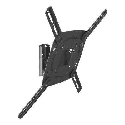 Barkan Swivel and Tilt Flat/Curved Panel TV Wall Mount for 29 in. to 65 in. Screens up to 77 lbs.