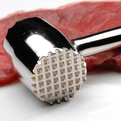 Cubo 18/10 10 in. Stainless Steel Meat Hammer