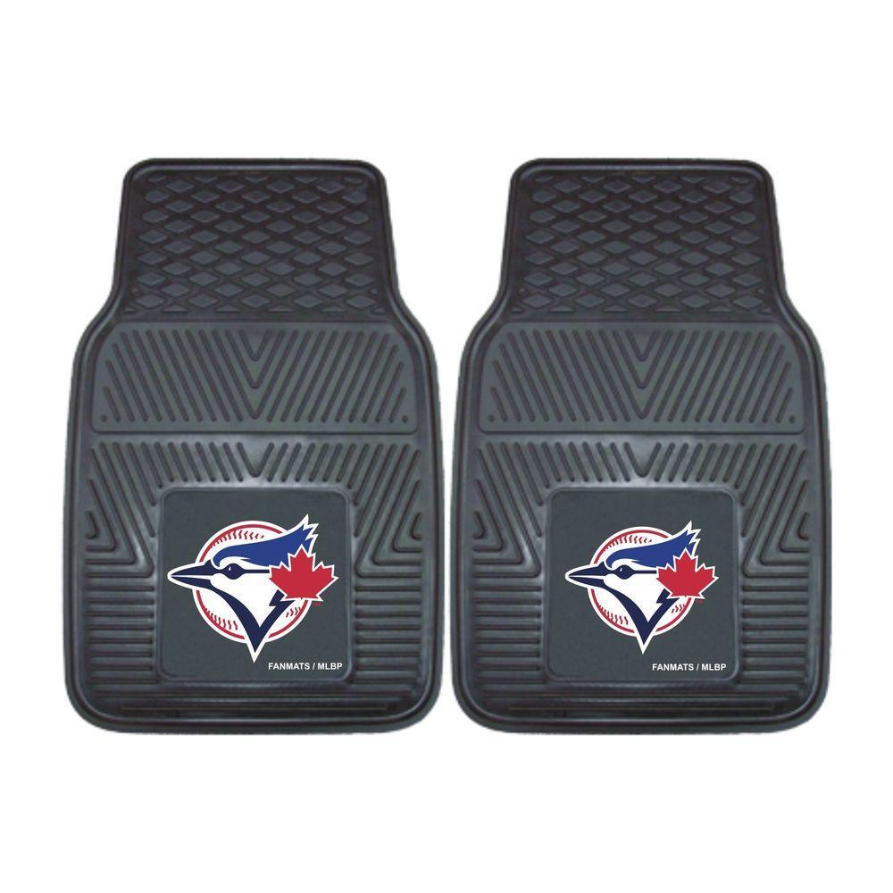 MLB - Toronto Blue Jays Heavy Duty 2-Piece 18 in. x