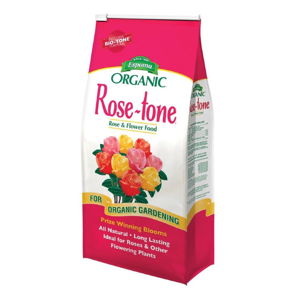 Espoma 8 lb. Rose Tone Rose Food