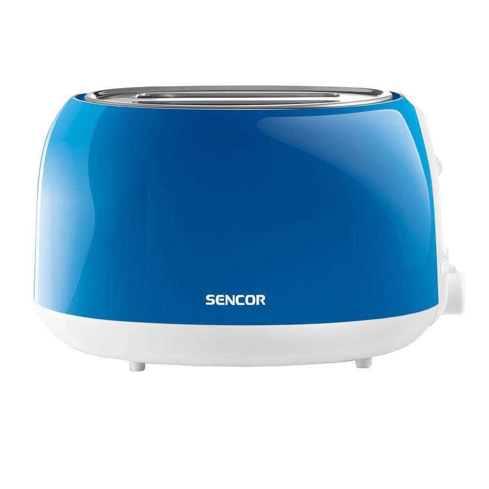 2-Slice Solid Blue Toaster