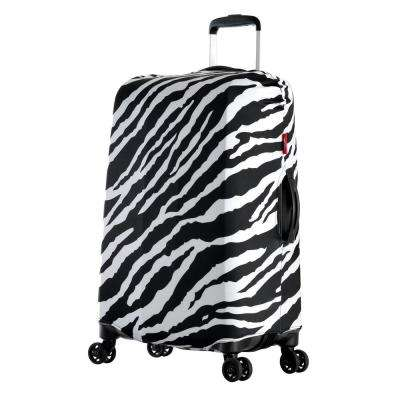 Spandex Luggage Cover (L) Fits 27 in. to 31 in.