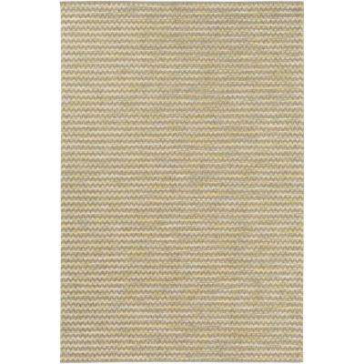 Santa Cruz Camel 7 ft. 11 in. x 10 ft. 10 in. Indoor/Outdoor Area Rug