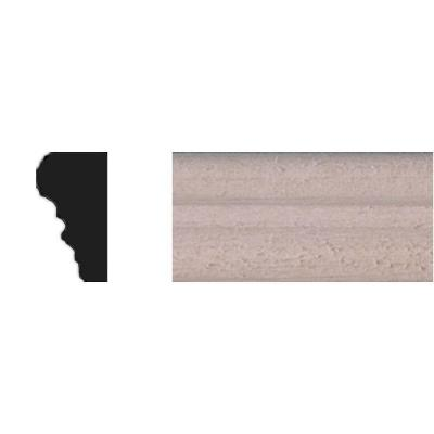 1/4 in. x 13/32 in. x 4 ft. Basswood Panel Moulding