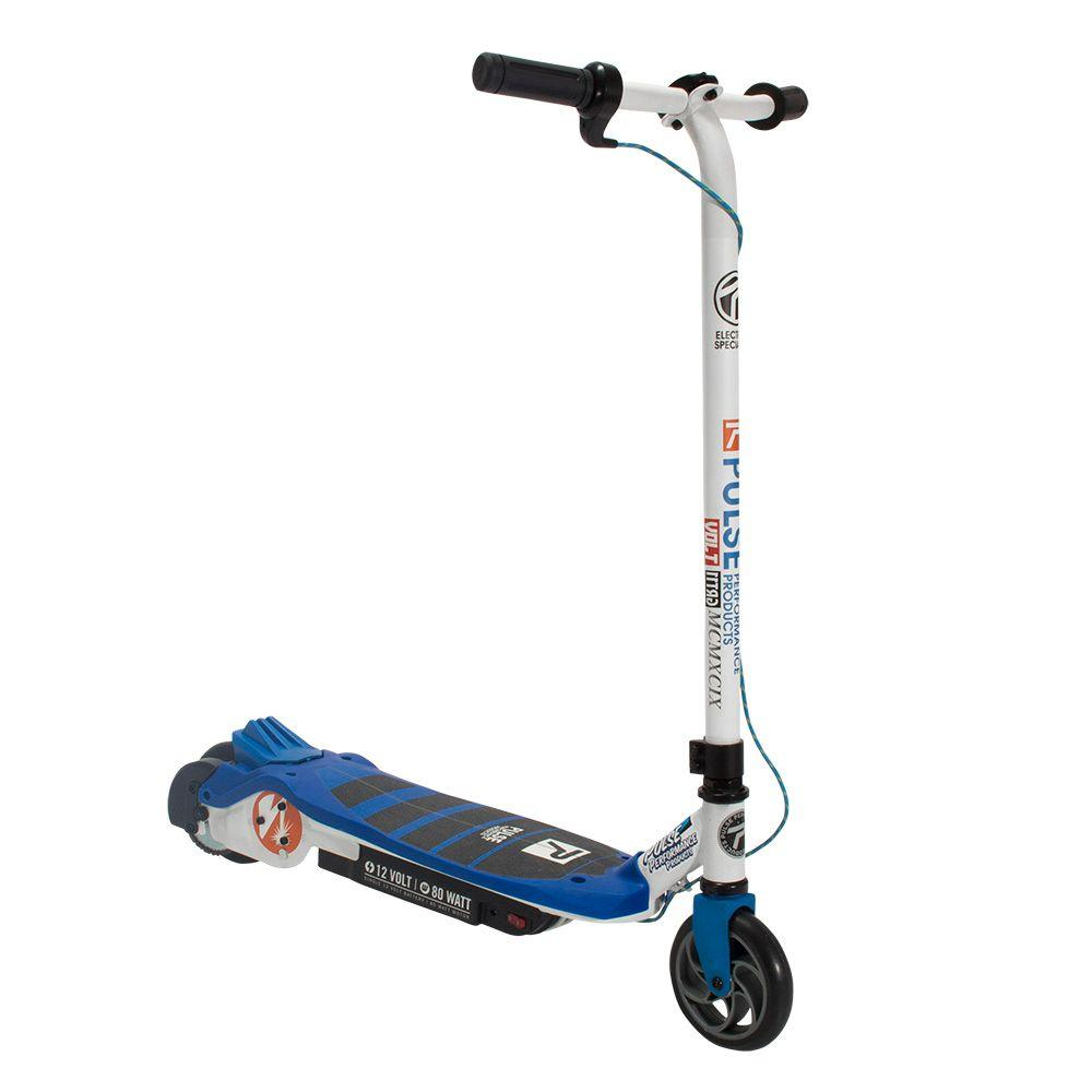 Grt 11 Electric Scooter In Royal Blue