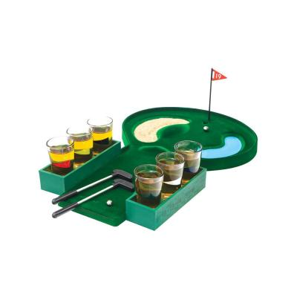 Golf Shot Party Game Set