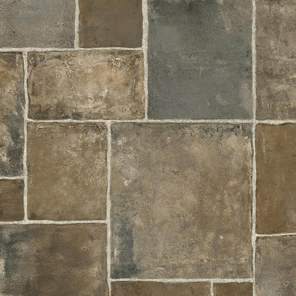 Take A Peek At This Gallery Of Linoleum Flooring Ideas: TrafficMASTER Take Home Sample