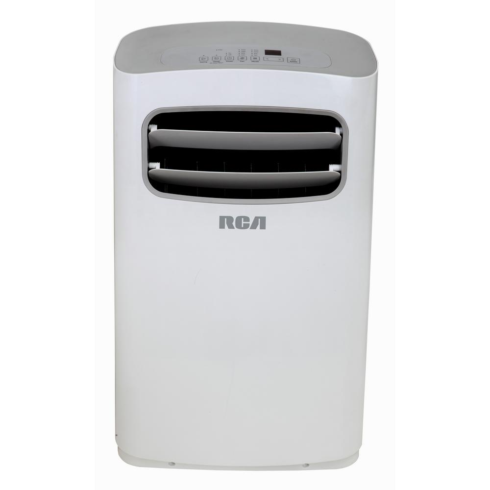 10,000 BTU Portable Air Conditioner with Remote and Dehumidifier
