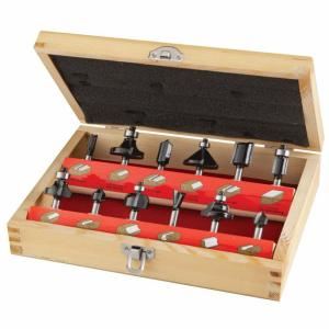 Skil Carbide Multi-Purpose Router Bit Set (12-Piece) from Router Bits