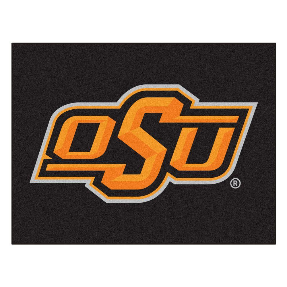 Oklahoma State University 2 ft. 10 in. x 3 ft. 9