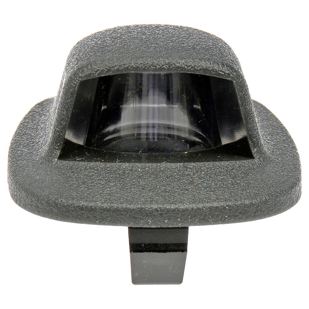 Dorman Help 68183 License Plate Light Lens