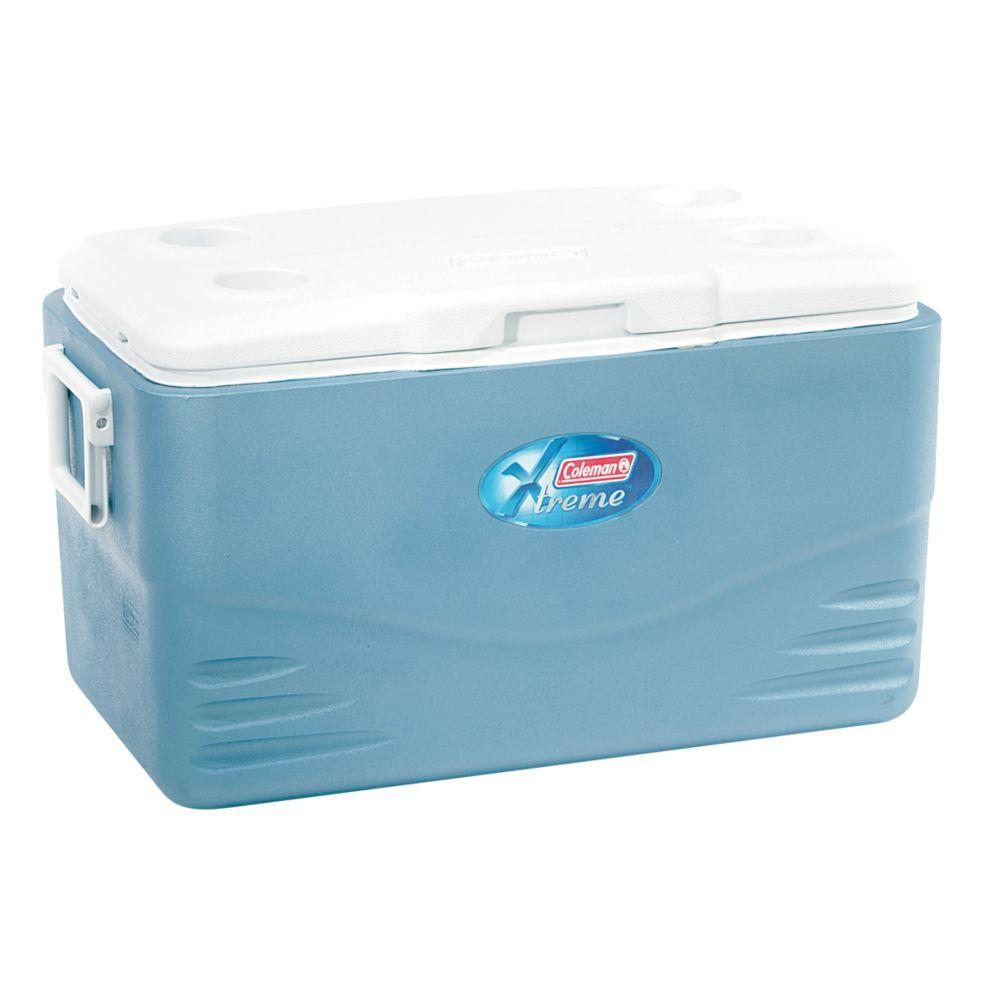 coleman 52 qt extreme cooler6050a748 the home depot