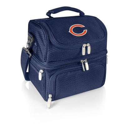 Pranzo Navy Chicago Bears Lunch Bag