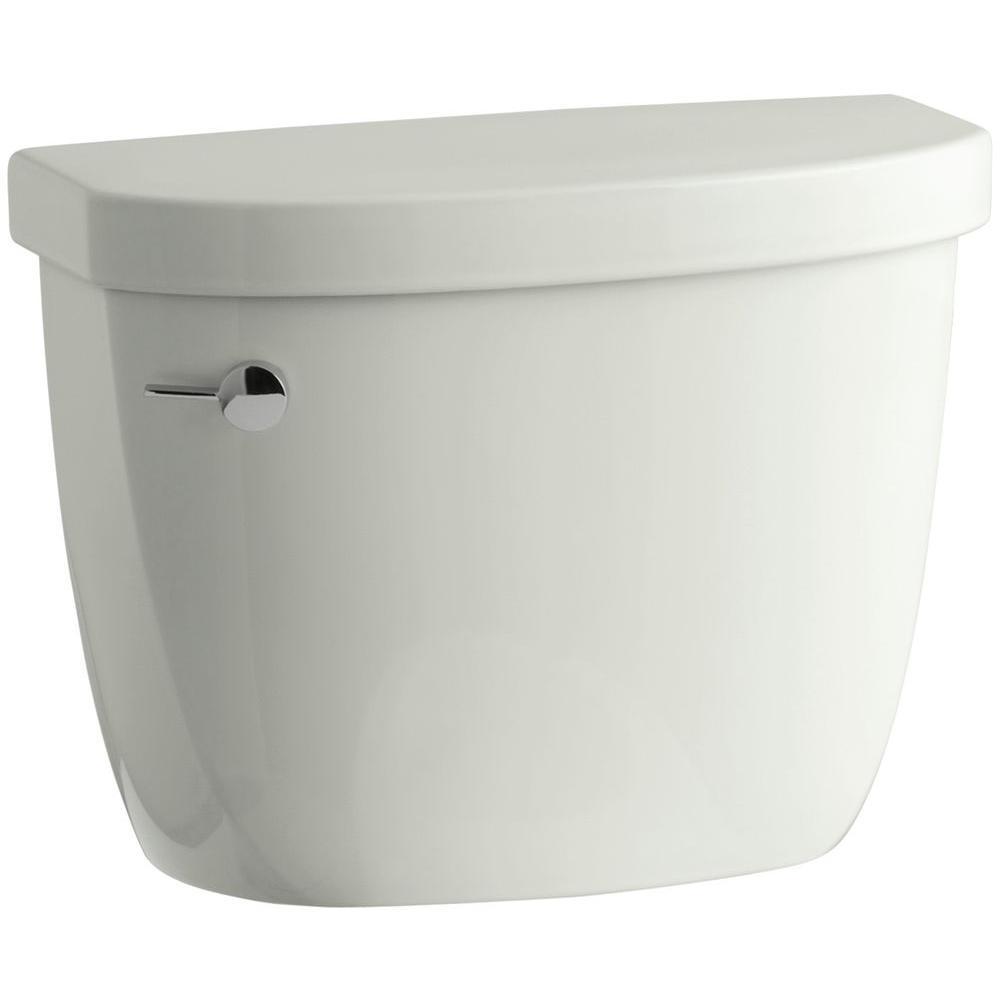 Cimarron 1.6 GPF Single Flush Toilet Tank Only in Dune