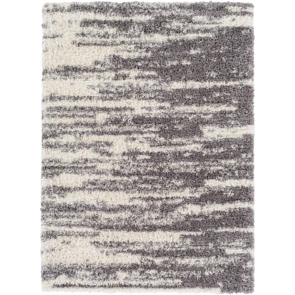 Artistic Weavers Vitoria Medium Gray 8 ft. x 10 ft. Indoor Area Rug