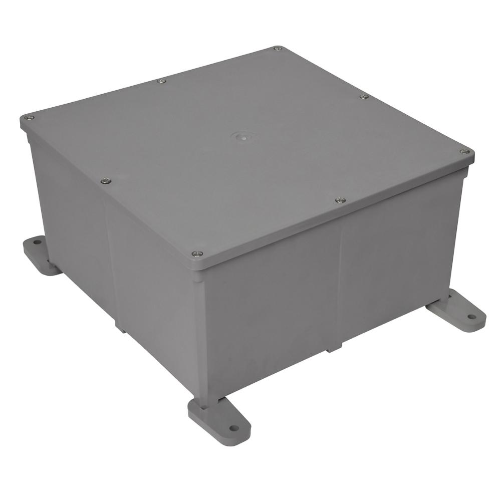 12 in. x 12 in. x 6 in. Junction Box (Case