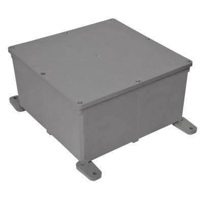 12 in. x 12 in. x 6 in. Junction Box (Case of 2)